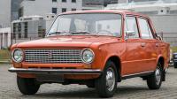 ВАЗ-21011, вид спереди