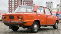 ВАЗ-21011, вид сзади