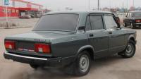 ВАЗ-2105, вид сзади