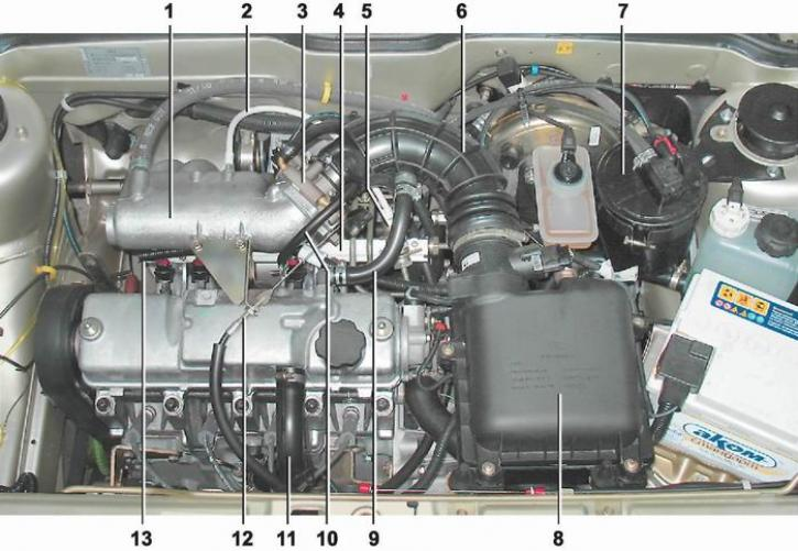 Топливная рампа ваз 2114 8 клапанов устройство