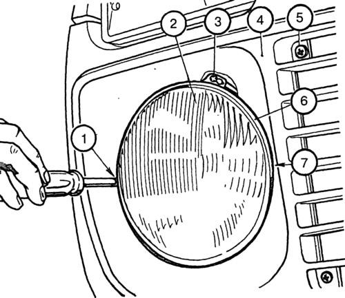 Как отрегулировать свет фар на ваз 21214 своими руками 82