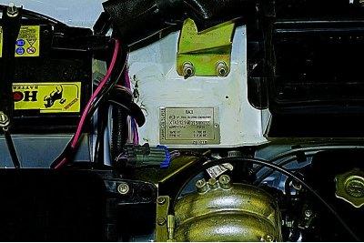 Идентификационные номера автомобиля и двигателя. ВАЗ 21213, 21214 (Нива)