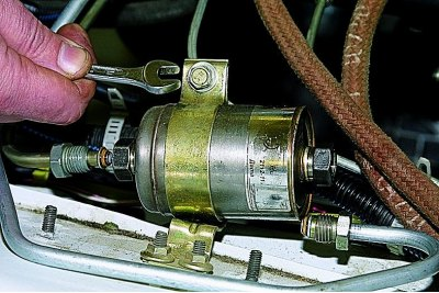 1120 - Топливный фильтр нива 21214 инжектор где находится