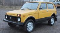 ВАЗ-2121, вид спереди